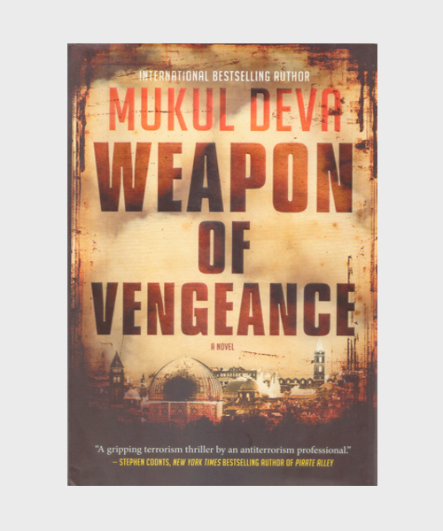 weapons of vengence, book by mukuldeva