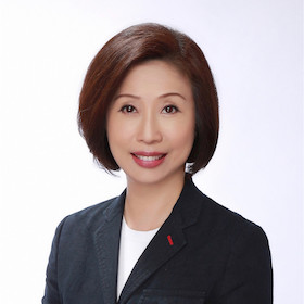 Irene Lim, Assistant Vice President, Capitaland, Singapore